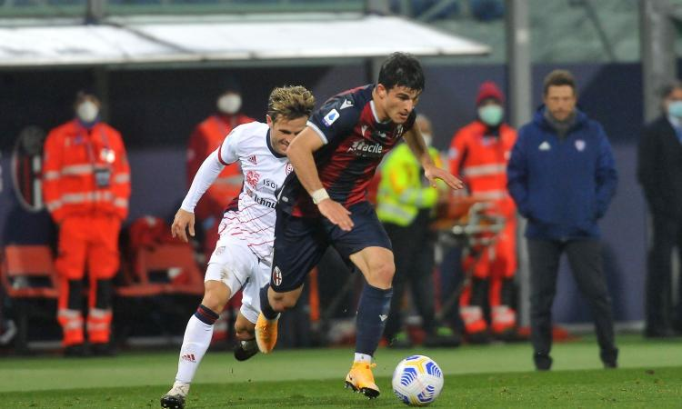 Milan, radar puntati su Orsolini: il Bologna fa il prezzo