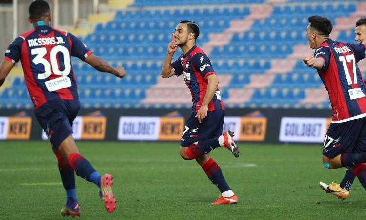 Napoli, un club fa sul serio per Ounas: c'è l'offerta
