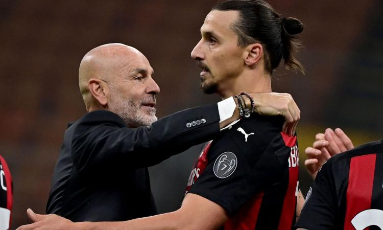 Ibrahimovic resta al Milan: conto alla rovescia per il rinnovo