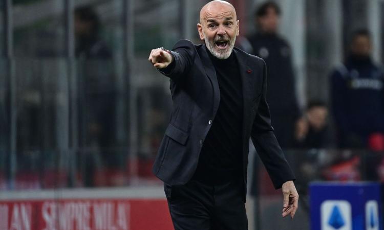 Pioli: 'Con l'Udinese ci è mancata qualità, sorpresi anche noi dal numero di infortuni. Gioca Krunic, su Leao...'