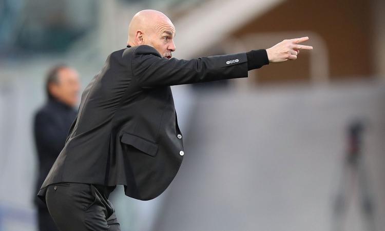 Pioli: 'Ibra fa bene a parlare di scudetto, il mio Milan vuole vincerle tutte'