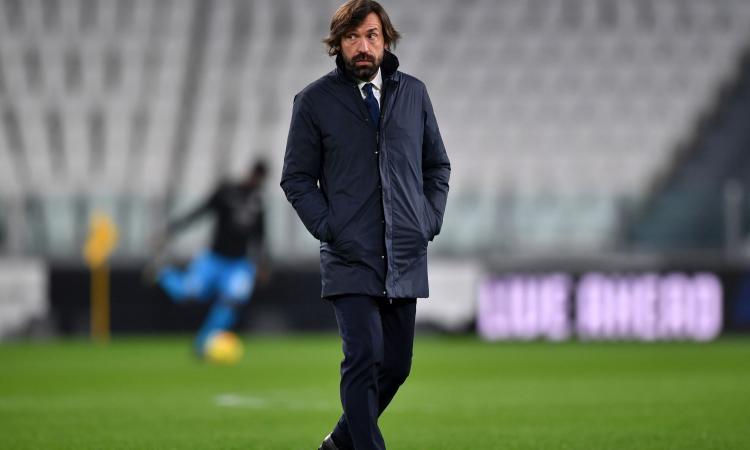 Juve, Pirlo: 'De Ligt non sembra grave. Distanza dall'Inter? Loro collaudati, noi no. Ma ci saremo, fino alla fine'