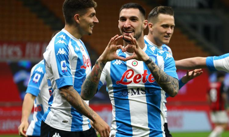 Napoli, la probabile formazione: tre cambi per Gattuso, Lozano ancora out. Su Osimhen...