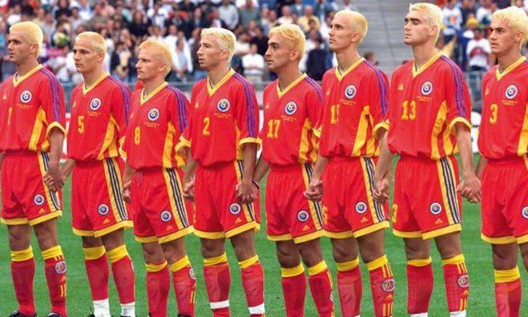 Che fine ha fatto? Da Petrescu e Ilie a Popescu e Lacatus: perché la Romania del '98 si tinse i capelli di biondo