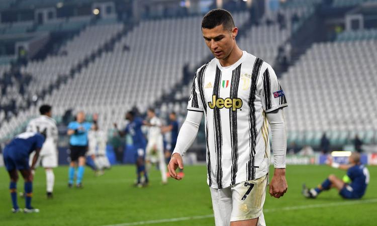 Del Piero: 'Juve tradita da Ronaldo, ma...'