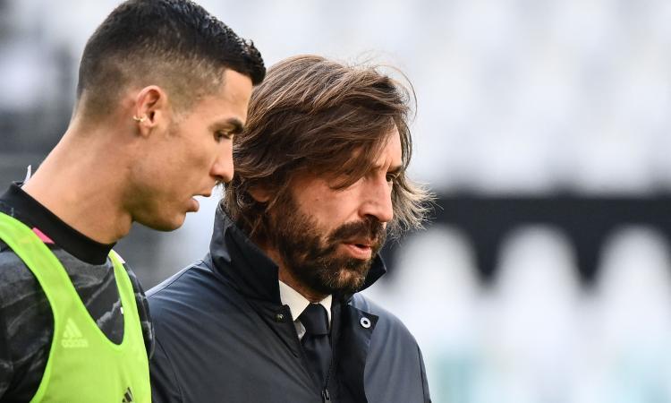 Il ko col Benevento scatena i tifosi: parte il #PirloOut, altro che Maestro! Rimpianto Allegri e Sarri e gli interisti...