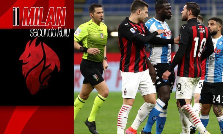 Milan, il rigore non dato è uno scandalo quanto la scelta di spostare Juve-Napoli. Per la Champions ora è dura