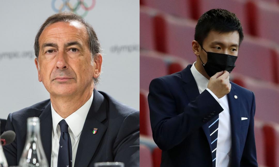 Sala-Zhang, che caos per il nuovo stadio: voi con chi state?
