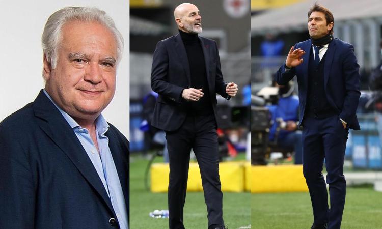 Un cappuccino con Sconcerti: Inter-Milan per lo scudetto, la storia ci dice come finirà