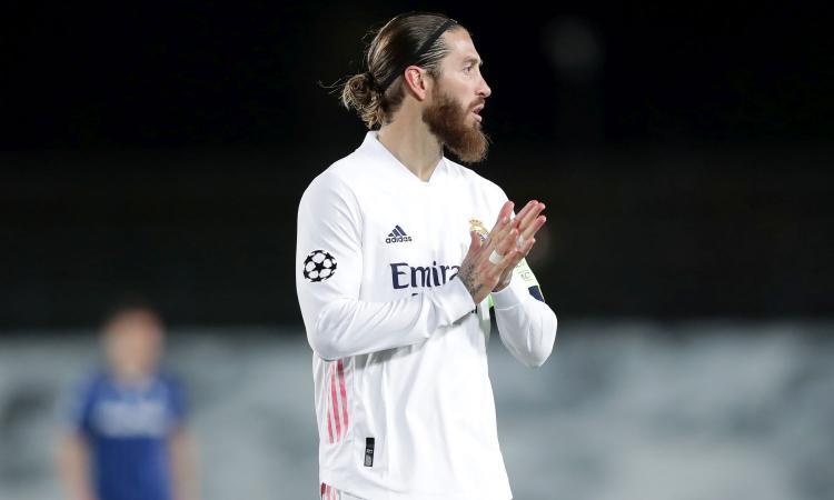 Champions, il Real Madrid insegue il Chelsea. Sergio Ramos, un gol di testa a 10