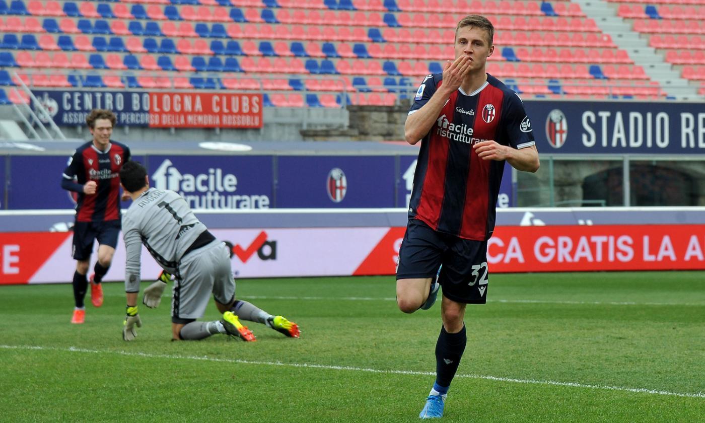 Bologna, le pagelle di CM: Svanberg perfetto, Barrow ispirato | Serie A | Calciomercato.com
