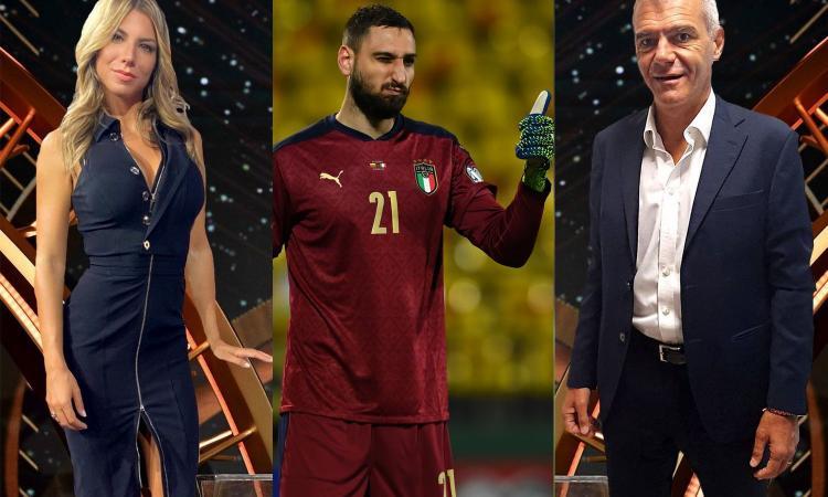 I 5 pensieri Agresti: Donnarumma non è un traditore, lo stemma dell'Inter è un tradimento. Buffon e Chiellini? Giusto finirla qui