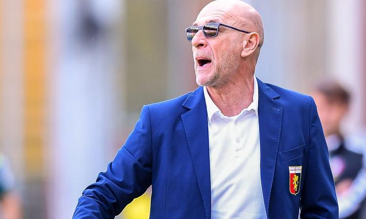 Genoa, Ballardini: 'Pandev deve continuare, ma la sceltà è sua'