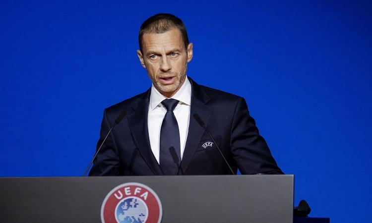 Uefa: 'Superlega, cospiratori che fanno un affronto al merito sportivo. Proteggiamo il calcio da un clan'