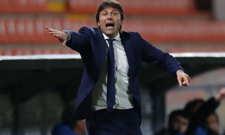 Inter, Conte: 'Futuro? Chiarezza a fine stagione. Superlega? Non era meritocratica, ma la Uefa deve dare più soldi ai club'