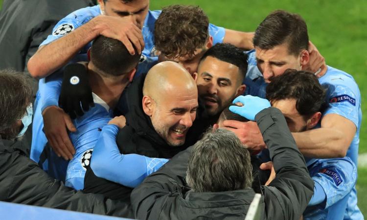 Ranking Uefa: Juve raggiunta dal Manchester City