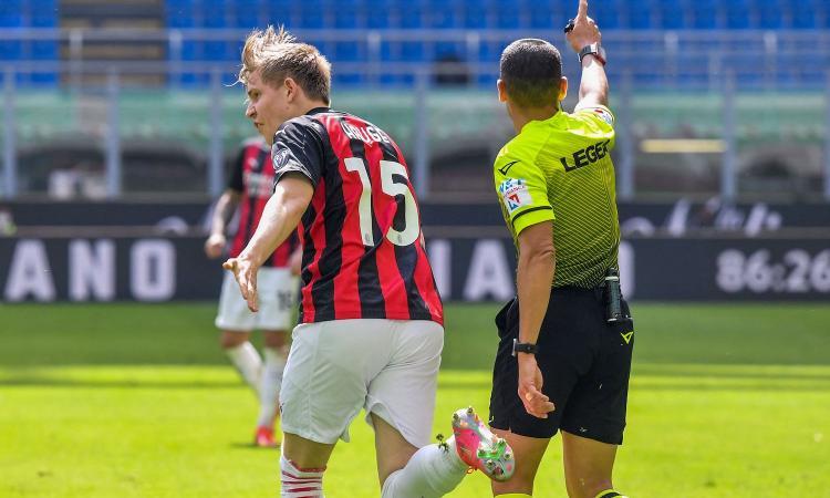 Milan, Hauge: 'Vogliamo la Champions, obiettivo chiaro per noi'