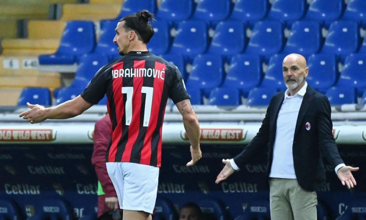 Marchegiani: 'Maresca, rosso di rabbia a Ibra. Se Zlatan non ha offeso...'