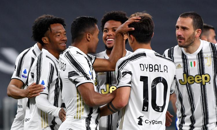 La Juve batte il Parma e avvicina il Milan. Ma faticherà ad arrivare in Champions