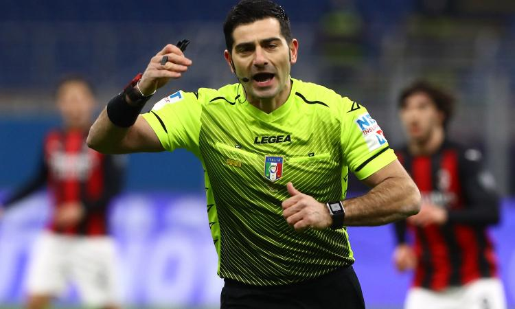 Arbitri Serie A: Rizzoli non ferma Maresca. Orsato per Atalanta-Juve, Napoli-Inter a Doveri. Le designazioni