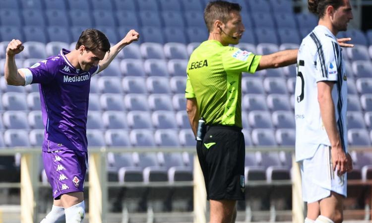 Rivivi la MOVIOLA: mani Rabiot, il penalty c'è. Gol annullato al Verona contro l'Inter. Bonucci su Vlahovic...