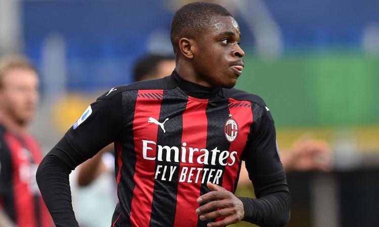 Milan, Kalulu fuori dalle Olimpiadi: ora un po' di riposo, poi si unirà al gruppo
