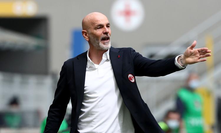 Pioli: 'Ibra sta meglio ma con la Lazio non ci sarà. Theo può farcela, problema per Tomori. Su Mandzukic...'