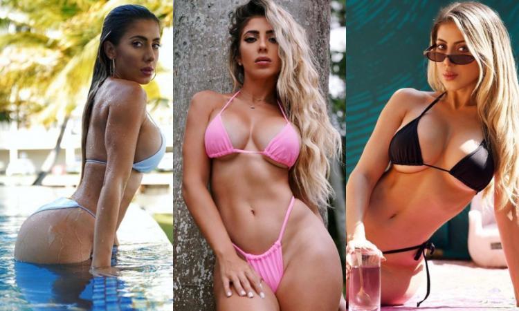Valeria, origini italiane e boom su IG: da Playboy tv ai gioielli FOTO HOT