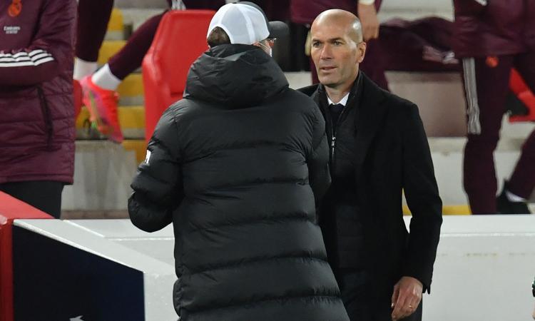 Il Madrid meno Real di sempre va avanti all'italiana: un catenacciaro Zidane elimina e ridimensiona Klopp