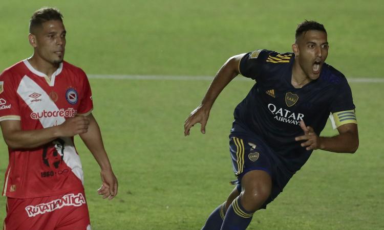 Boca Jrs, UFFICIALE: Aliba va in MLS