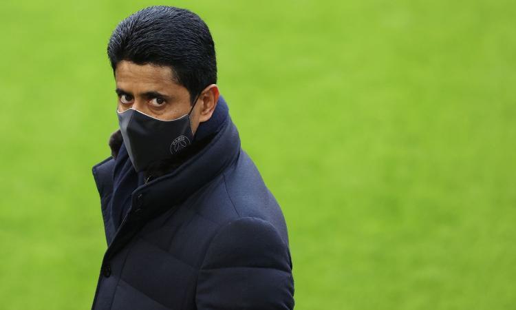 Superlega, dalla Francia: i 12 club fondatori lasciano i loro incarichi in Uefa, Al-Khelaifi succede ad Agnelli