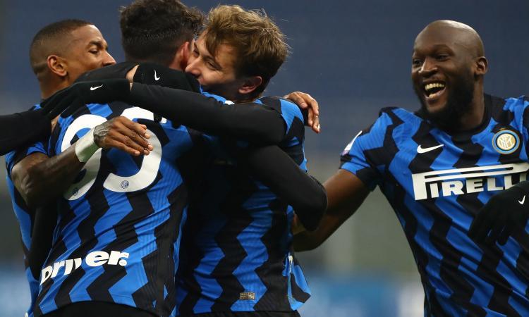 Il Sassuolo ferma i nazionali, l'Inter no: Barella e Bastoni in campo a Bologna