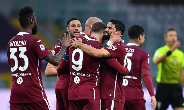 Il Torino ha più fame della Roma, il caldo e urlante Nicola batte in rimonta l'algido Fonseca