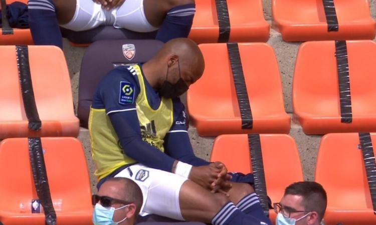 Momenti Di Gioia, incredibile in Ligue 1: il Bordeaux rischia la retrocessione, Briand dorme in panchina