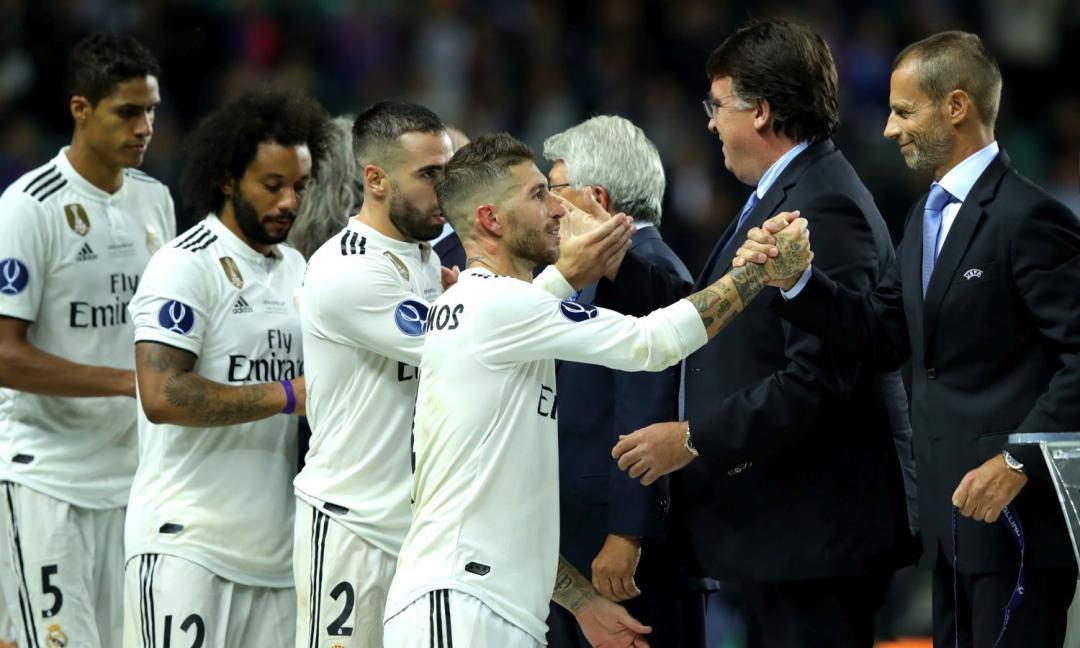 In 4 per la Champions: perché vincerà il Real Madrid