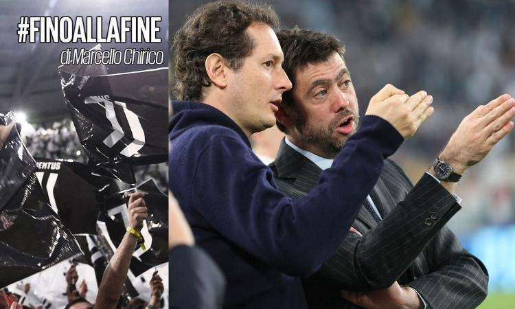 Chirico: 'Superlega figuraccia planetaria, l'ultimo danno di Agnelli alla Juve. Elkann, ora che fai?'