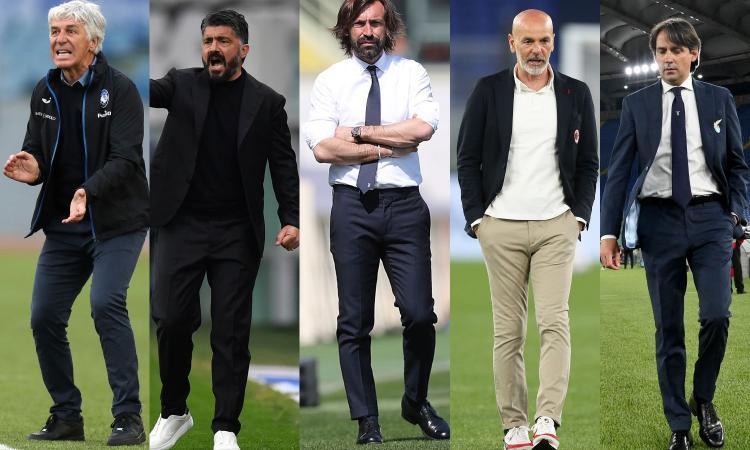 Corsa Champions, tutti gli incastri: Stadium decisivo, ma il gioco della Juve è disastroso. E se arrivassero tutte e 5 pari...