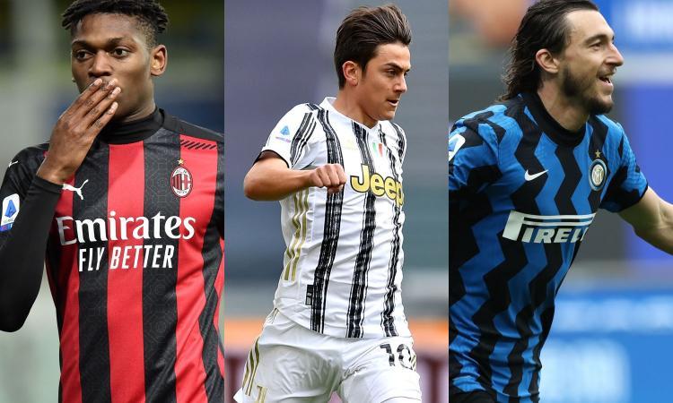 Serie A, Milan-Genoa, Atalanta-Juve, Napoli-Inter e altre 3 gare: le probabili formazioni e dove vederle in tv