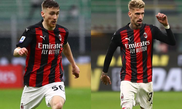 Pioli cambia il Milan: Saelemaekers terzino e chance Castillejo, gli 11 anti-Samp