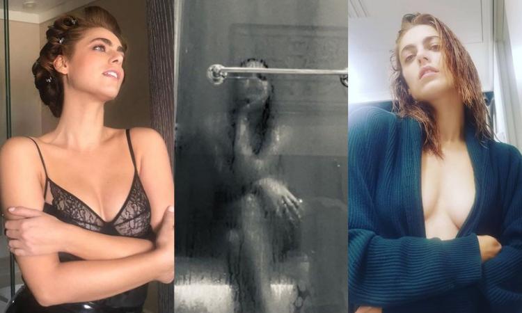 Miriam Leone, doccia bollente: 'Apparizione divina', fan in delirio! FOTO