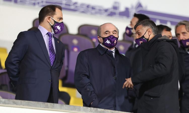 Fiorentina, pugno duro di Commisso: silenzio stampa e ritiro, la B spaventa