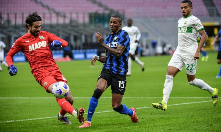 Inter-Sassuolo, la MOVIOLA: molto dubbi due rigori non dati, annullato il 3-1 di Lukaku