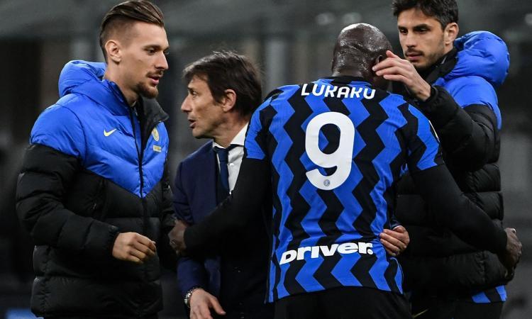 Il Manchester City tenta Lukaku: la risposta dell'Inter a Guardiola
