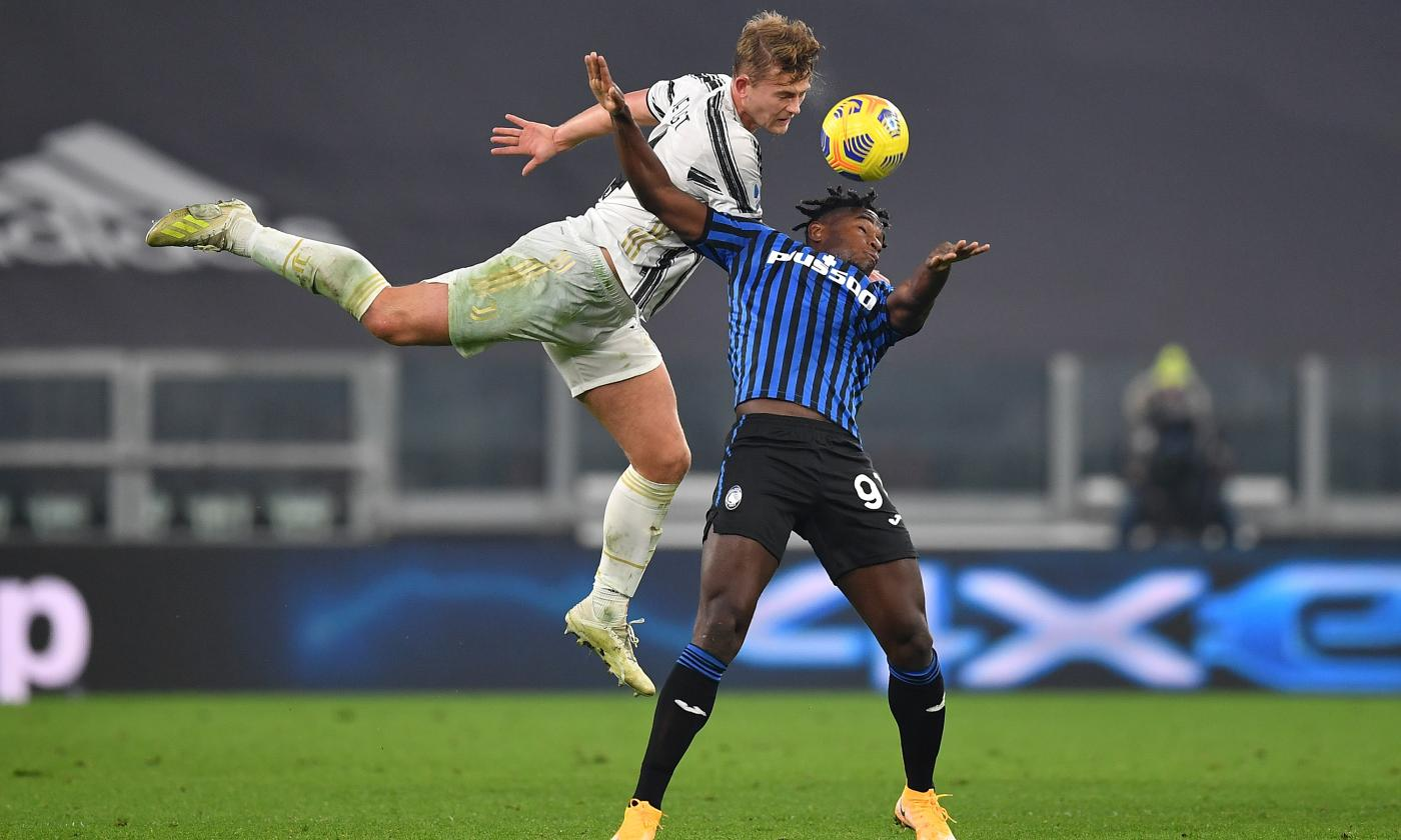 Serie A: Atalanta-Milan a quote serrate. Pioli, occhio a Zapata ...