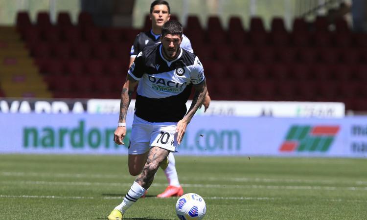De Paul a Milano, comunicato Udinese: 'Viaggio al Consolato argentino per burocrazia'. Ma pranza da Zanetti...