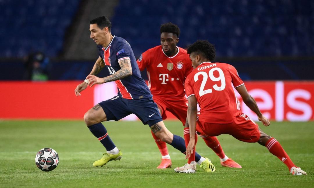 Il coronamento del calcio spettacolo in TV: PSG vs Bayern!