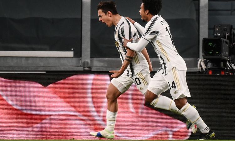 La Juve è terza: 2-1 al Napoli, Dybala decisivo! Milan a un punto