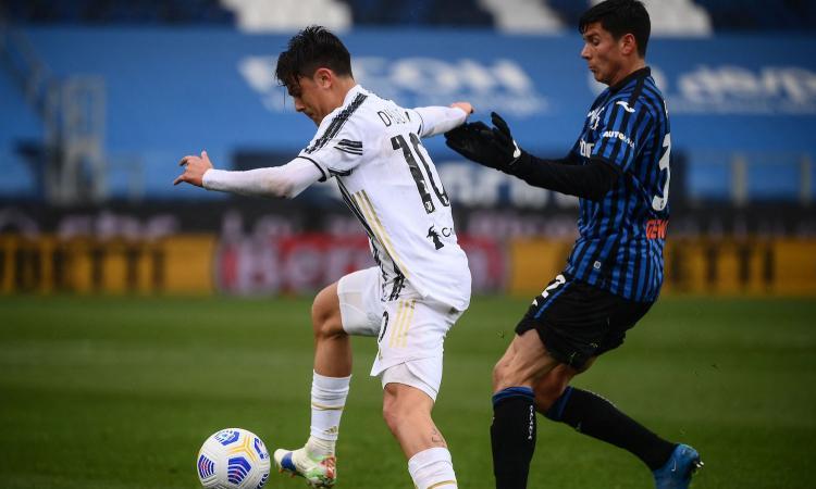 Malinovskyi affonda la Juve: l'Atalanta vince 1-0 e sale al terzo posto