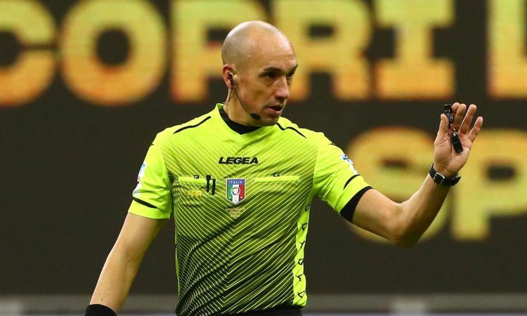 Napoli-Cagliari: Mazzoleni al var, ecco arbitro a assistenti