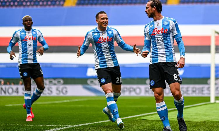 Calcio raffinato nonostante l'ansia Champions: il Napoli si rimette in piedi, fiducia e gioco verso l'Inter